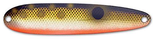 Advance Tackle Michigan Stinger Standard Löffel, braun/orange -