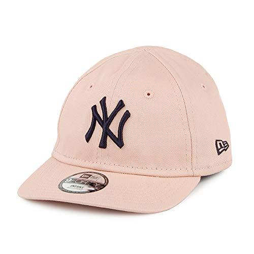 Imagen de a new era  de béisbol 9forty mlb kids league essential york yankees rosa azul marino  infantil talla única