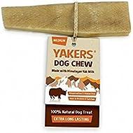 Yakers Dog Chew Medium x 2 - Yak Milk Value Pack of 2 - Save!