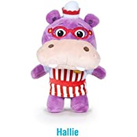 DOC Doctora juguetes - Peluche Hallie, la hipopotama 18cm Calidad super soft