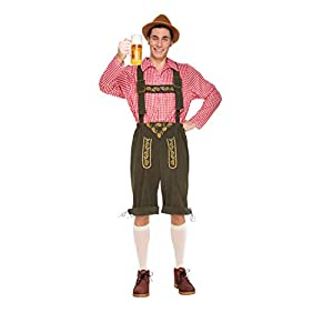 My Other Me Me-204158 Disfraz Oktoberfest para hombre, L (Viving Costumes 204158)