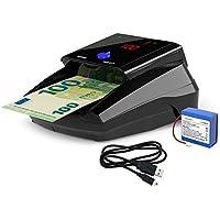 Detector de billetes falsos Detectalia D7, batería de litio y cable de actualización