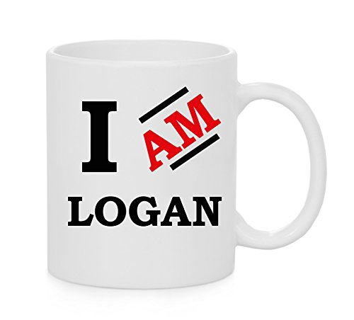 I Am Logan Tazza Ufficiale