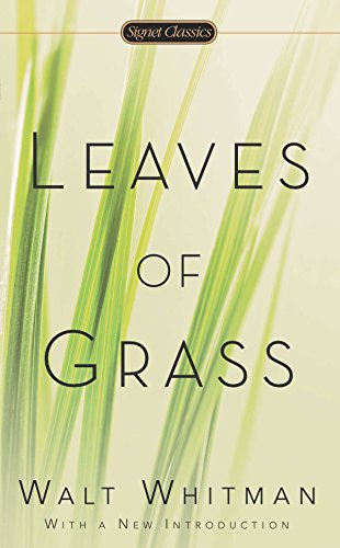 Leaves of Grass (Signet Classics)