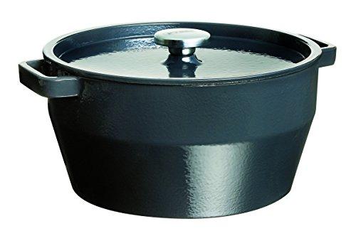 pyrex-4937248-cocotte-ronde-28-cm-63l-slow-cook-gris-anthracite375-x-34-x-18-cm