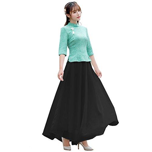 tzm2016 Womens Lolita Gothic Womens Fancy Dress Costume Cosplay Costume Evening Dress-XXXL (Womens Gothic Halloween Kostüme)