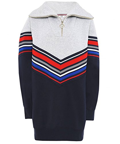Tommy Hilfiger Damen Racing Pullover Kleid M (nd)