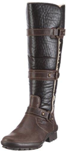 Gabor Shoes 33.732, Damen Stiefel Braun/espresso/moro