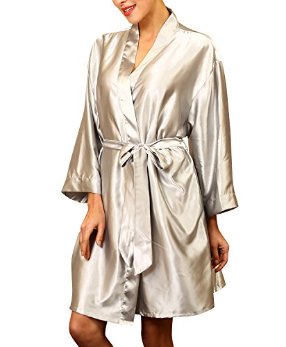 dolamen-unisex-damen-herren-morgenmantel-kimono-satin-nachtwasche-bademantel-robe-kimono-negligee-se