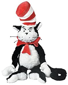 Manhattan Toy Dr. Seuss the Cat in the Hat Plush (Large)