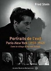Portraits de l'exil, Paris-New York (1933-1942)