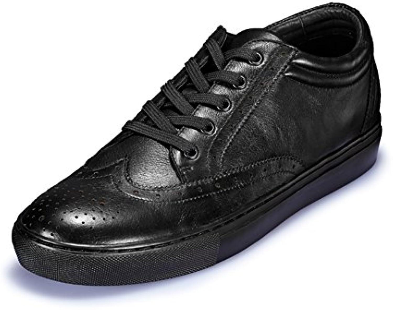Mode Board Schuhe/Britische Mode geschnitzt hohlen Herrenschuhe/ erhöhte Freizeit Schuh Orgasmus