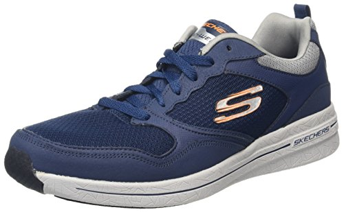 Skechers Qtr Overlay W Air Coo, Chaussures Multisport Outdoor Homme