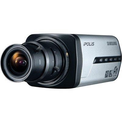 SS379-Samsung snb-30024CIF Wide Dynamic Range Netzwerk CCTV Box Kamera PoE H.264, MPEG-4, MJPEG Hochwertige Aufnahmen -