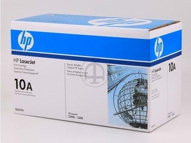 HP - Hewlett Packard LaserJet 2300 (10A / Q 2610 A) - original - Toner schwarz - 6.000 Seiten -