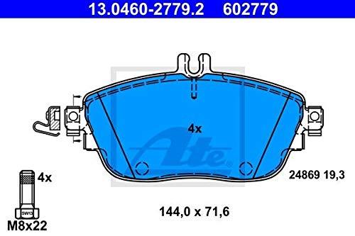 ATE 602779 Kit Freno