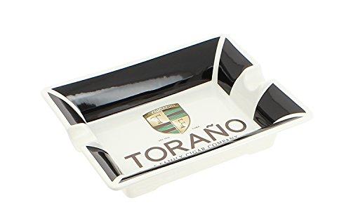 Cigar Ashtray in bianco e nero