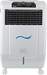Maharaja Whiteline Torrent CO-121 18-Litre Air Cooler (White/Grey)