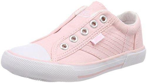 Lico Mädchen Conny Slip On Sneaker, Pink (Rosa), 28 EU (Rosa Kinder Sneaker)