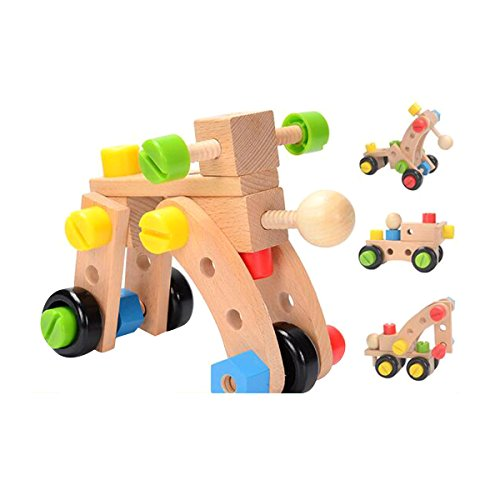 wooden-nuts-car-combination-multiple-function-dismounting-toy-car