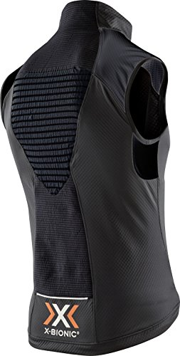 X-Bionic Herren W_crosscountry Man Spherewind Light Ow Vest Weste Black