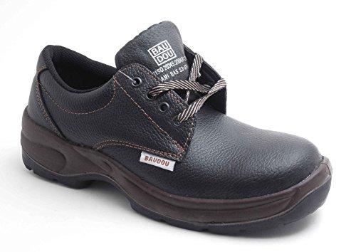 Baudou - Chaussure de sécurité Miami bas S3 Baudou - 3858 Noir