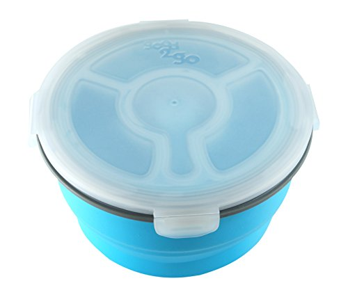 Turquoise good2go Pizza Container 1.2 L