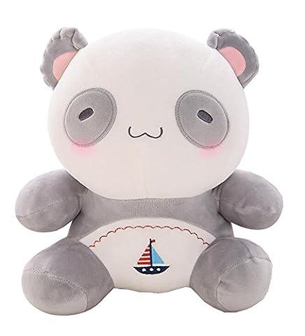 Entzückendes chinesisches Panda-Plüsch-Puppe-angefülltes Spielzeug (Weihnachten Angefüllte Spielwaren)