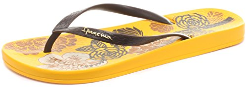 Ipanema - 81698, Orange / Brown Sandales Pour Femmes