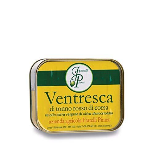 Ventresca di tonno rosso sottolio extravergine di oliva