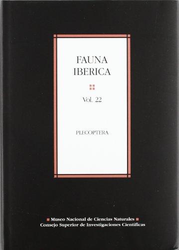 Descargar Libro Fauna ibérica. Vol. 22. Plecoptera de José Manuel Tierno de Figueroa