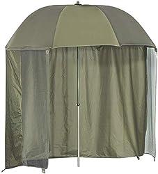 Strand Bebliss Regenschirm-Hut f/ür Angeln f/ür Garten faltbar Freisprecheinrichtung Sonnenschutz Camping