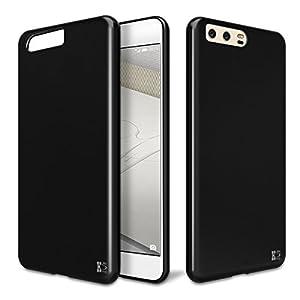 KingShark UltraSlim Transparent Hülle für Huawei P10 Plus Silikon Schutzhülle Case Cover