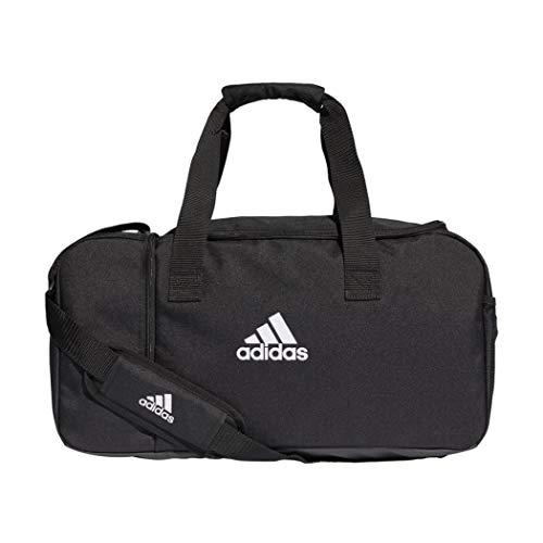 362565dce5 adidas Tiro, Borsa Sportiva Unisex-Adulto, Nero (Black/White),
