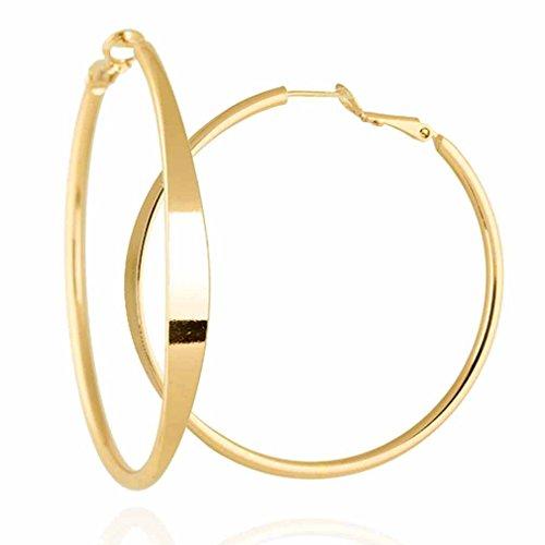 oro-yazilind-elegante-vogue-14k-plateo-extra-grande-omega-volver-pendientes-del-aro-56mm-diametro