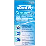 ORAL B Superfloss Zahnseide, 50er-Set