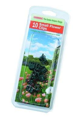 Petite Fleur Clips [10]