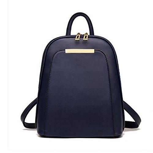borsa a tracolla Ms./La signora coreana zaino casuale/Collegio di borse da viaggio di modo del vento-E D