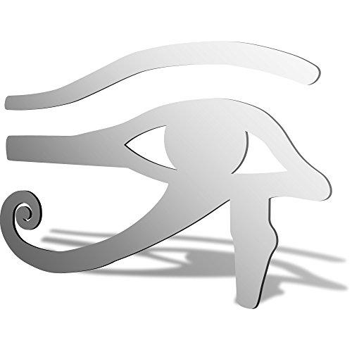 Egiziano occhio acrilico specchio, Acrilico, 220 x 156mm