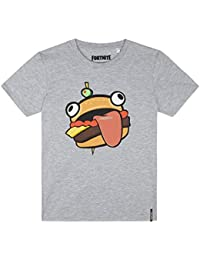 Fortnite Camiseta Manga Corta para Chicos