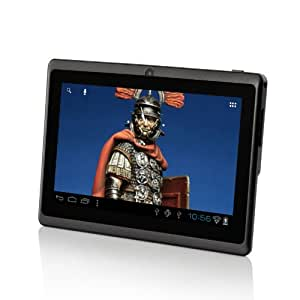 Tablette tactile 7 pouce android 4.0 800x480, 1 GHz, WiFi 4GB 3D