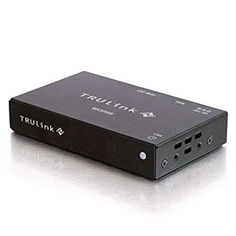 Cables 2 Go TruLink HDMI over Cat5 Box Receiver Video/Audio Extender