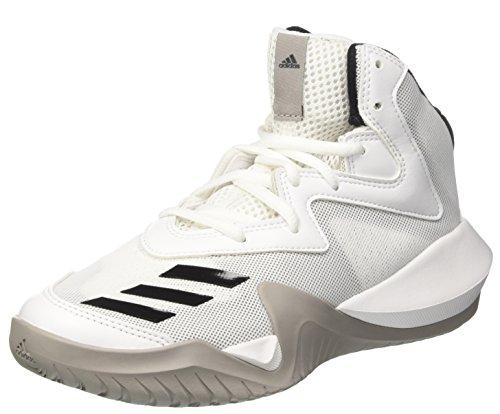 save off 71ff4 ac2e8 Adidas Crazy Team K, Chaussures de Running Mixte Enfant, Multicolore (FTWR  White