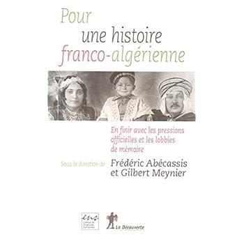 Pour une histoire franco-algérienne