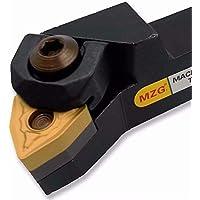 Maifix WWLNR Soportes para herramientas de torneado externas Torno CNC sólido 16 mm 25 mm Inserciones de carburo de corte Mecanizado Cortador de mandrinado