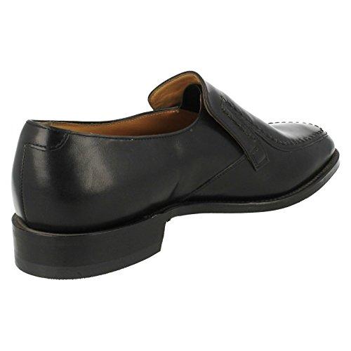 Loake , Sandales Compensées homme Noir - noir