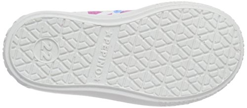 Ricosta  Flag, Sneakers Basses Fille Rose - Pink (Candy/Multi 339)