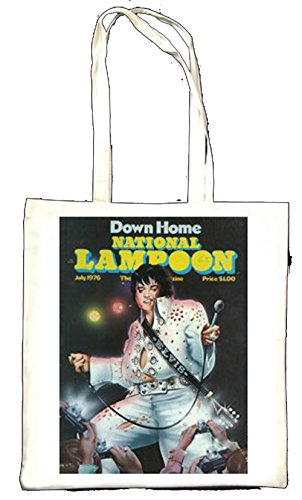 Motiv: National Lampoon Juli 1976 TOTE BAG -