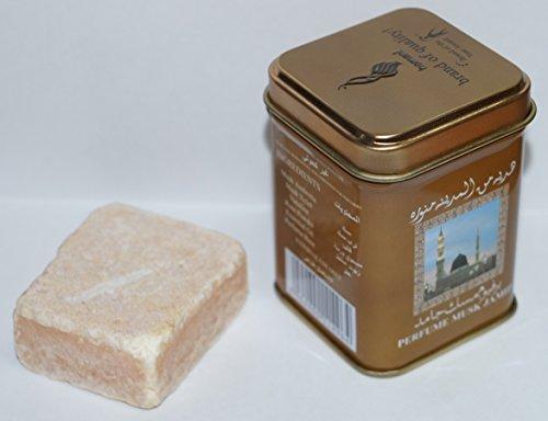 Nuevo Musk - 1 almizcle perfume arabe solido 25 grs