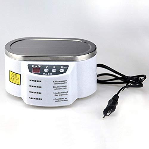 Tree-on-Life Limpiador ultrasónico Inteligente Antideslizante Lavado de Ondas de ultrasonido de Acero Inoxidable para joyería Gafas Máquina de baño de ultrasonido